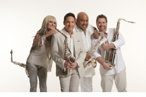 Dave Koz & Friends Summer Horns with Mindi Abair, Gerald Albright and Richard Elliot will be performing at the Gardena Jazz Festival on Sunday, Aug. 24