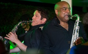 Dave Koz & Gerald Albright (photo by Ambrosevents.com/Ellis Moore Photography)