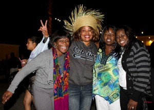Ladies having a great time at the JazzTrax After-Party (Photos by Pat Benter)