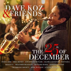 "Dave Koz & Friends ""The 25th Day of December"" CD"