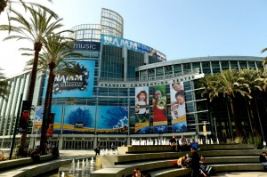 2015 NAMM Show at the Anaheim Convention Center (Photo by Jesse Grant/Getty Images for NAMM)