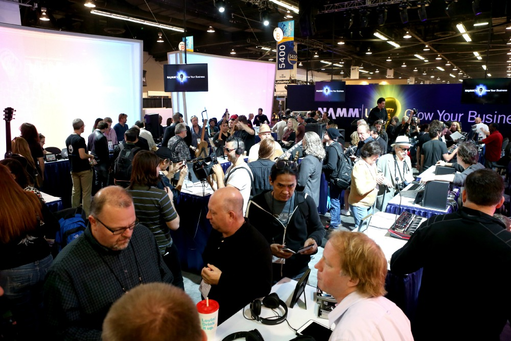 the namm show starts today in anaheim ca smooth jazz news. Black Bedroom Furniture Sets. Home Design Ideas
