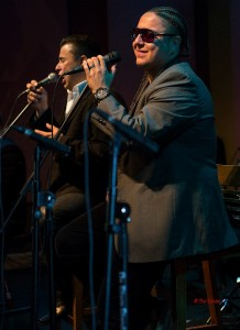 DW3 performing at Smooth Jazz News' 14th anniversary celebration at Spaghettini in 2014 (Photo by Pat Benter)