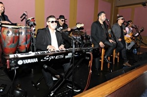 DW3 performing in the lounge at Spaghettini Seal Beach (Photo by David Hopley)
