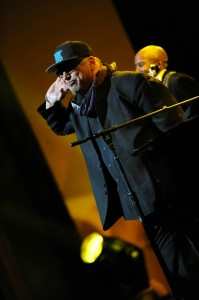 David Paich from the band Toto (Photo by David Hopley)