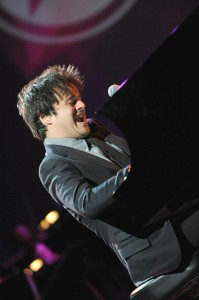 Jamie Cullum (Photo by David Hopley)