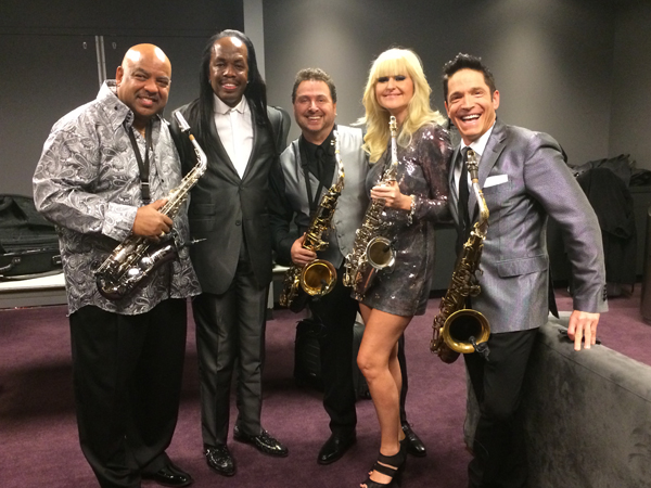Summer Horns with Verdine White
