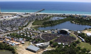 2013 Seabreeze Jazz Festival in Panama City Beach, Florida