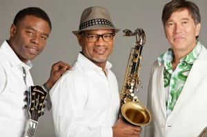 BWB featuring Norman Brown, Kirk Whalum and Rick Braun (Photo by Lori Stoll)