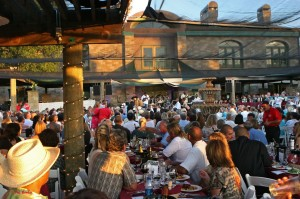 Thornton Winery's Champagne Jazz Series in the Southern California Temecula Wine Country (Photo by Pat Benter)