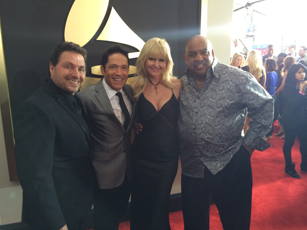 Summer Horns at the GRAMMYs